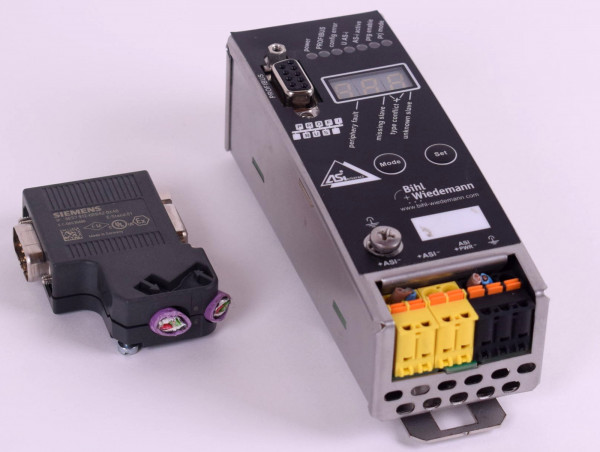Bihl+Wiedemann Interface AS-i 3.0 Profibus BWU1746 Siemens 6ES7 972-0BB42-0XA0