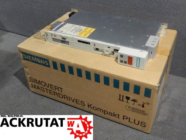 Siemens Frequenzumrichter Simatic S7 Masterdrive 6SE7012-0TP60-Z G91 E-C