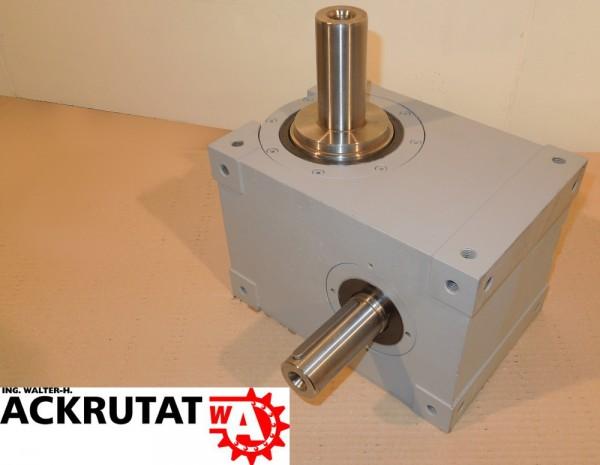 ZZ Antriebe X110 Globoid Kurvengetriebe Schrittgetriebe Globoidgetriebe Getriebe