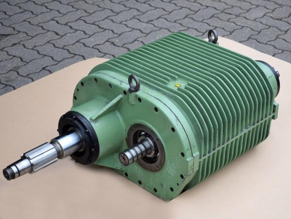 zwei-stufiges Vorschaltgetriebe Getriebesystem Vorschaltgetriebe
