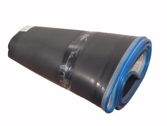 KT94 Transnorm Gurtband 90° Gurtbandförderer Gurtbandkurve NB700 Tauschgurt