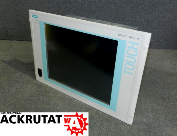Siemens Simatic 6AV7724-3BC30-0AG0 Touch Panel PC Bedienpanel Steuereinheit