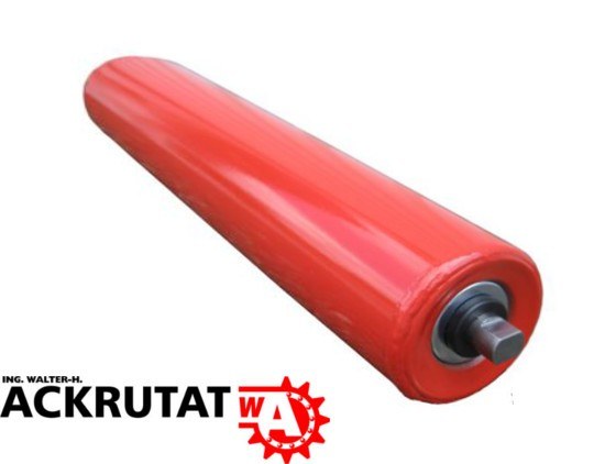 Normrolle Tragrolle Förderband Rolle RL=380 mm Ø 88,9 mm