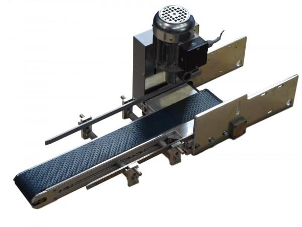 L860 B95 Förderband Stückgut PVC Greifgurt Gurtförderer Transportband