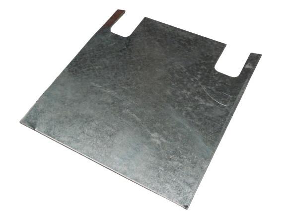 10 Unterlegplatten Galler Omega Palettenregal Ausgleichsplatten 1 mm Platten