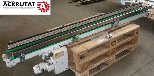 Förderband Gurtförderer Transportband Fließband 2,3 m