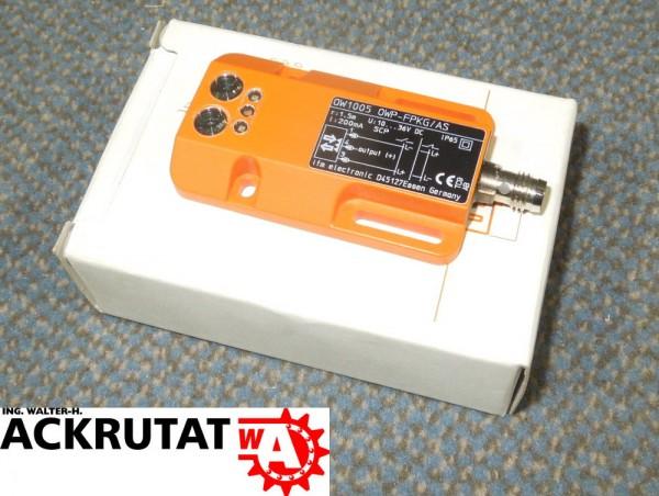 Ifm OWP-FPKG/AS Reflex-Lichtschranke Sensor OW1005 Schalter
