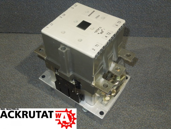 Siemens 3TB5417-0AM0 Schütz Hilfsschalter Wechselstrombetätigung 3-polig 600 V