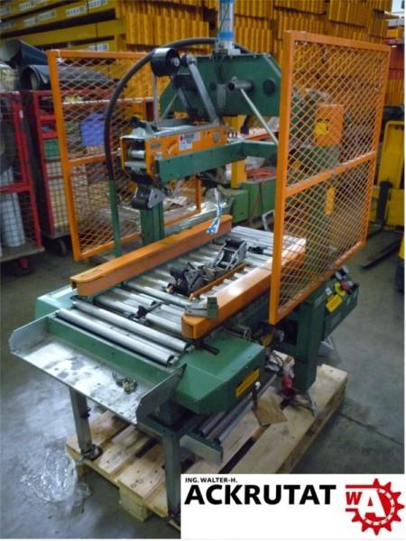 Normpack Kartonverschlussmaschine Klebemaschine Karton