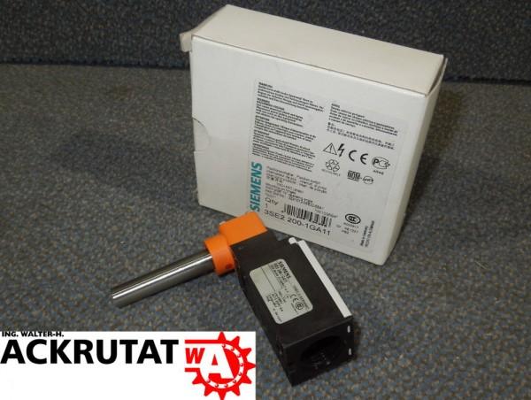 Siemens Scharnierschalter 3SE2 200-1GA11 Schalter Positionsschalter 3SE2200