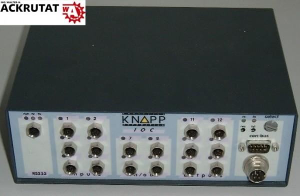 IOC-A Lichtschranken Steuerung Knapp Automation RS232