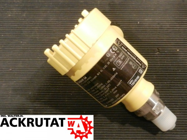 Vegabar 54 BR54.CXGB1EHKMXS Druckmessumformer Keramikmesszelle Mini-Certec