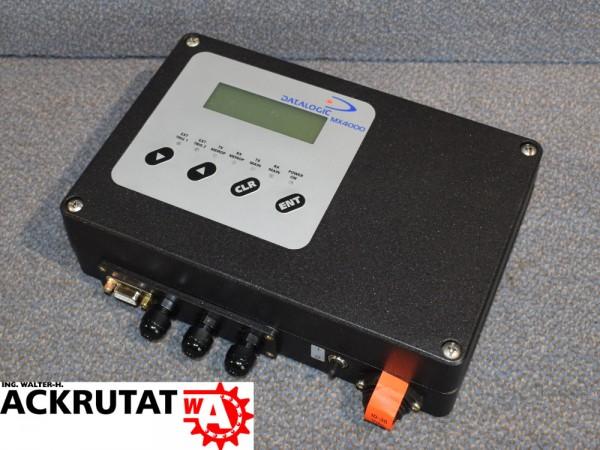 Datalogic MX4000-1100 Multiplexer Strichcode Barcode-Scanner Steuerung Lichtschranke