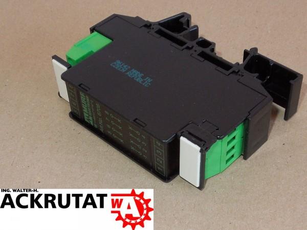 2 Murr Elektronik 67081 Montagebaustein Montageplatte MKS - M 4 Tragschiene 250 V