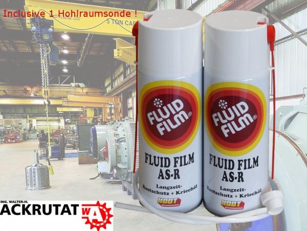 2 x Fluid Film AS-R Korrosionsschutz Rostschutz Rostlöser Kriechöl Konservierung