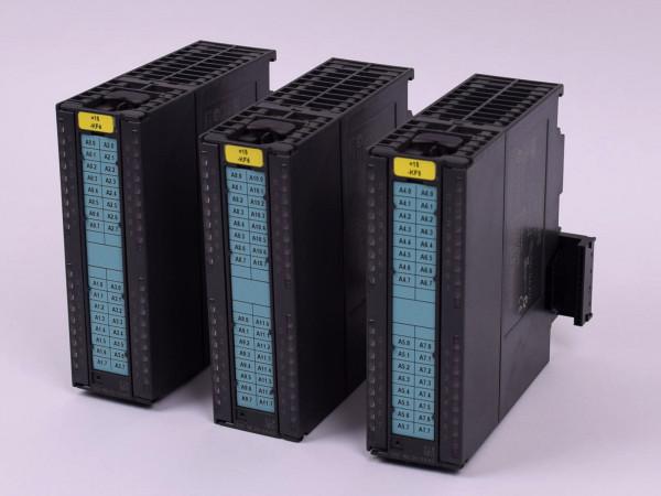 3x Siemens Simatic S7-300 Digitalausgabe SM 322 6ES7 322-1BL00-0AA0 E08