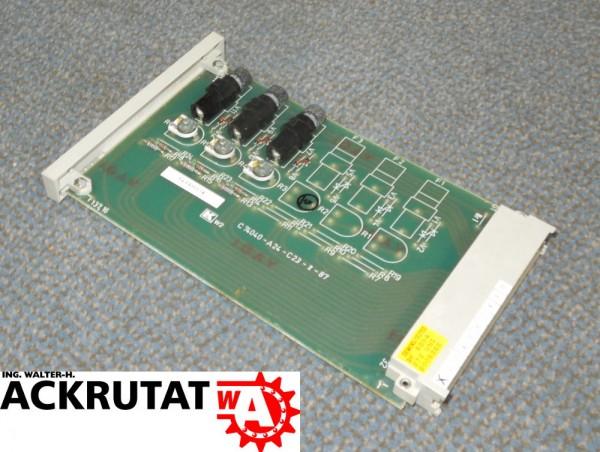 Siemens M74003-A 8152 Teleperm Modul E1 Steuerung SPS