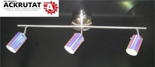 HE-D3 Luxero Deckenleuchte Halogen Leuchte Design Halogenlampe 3