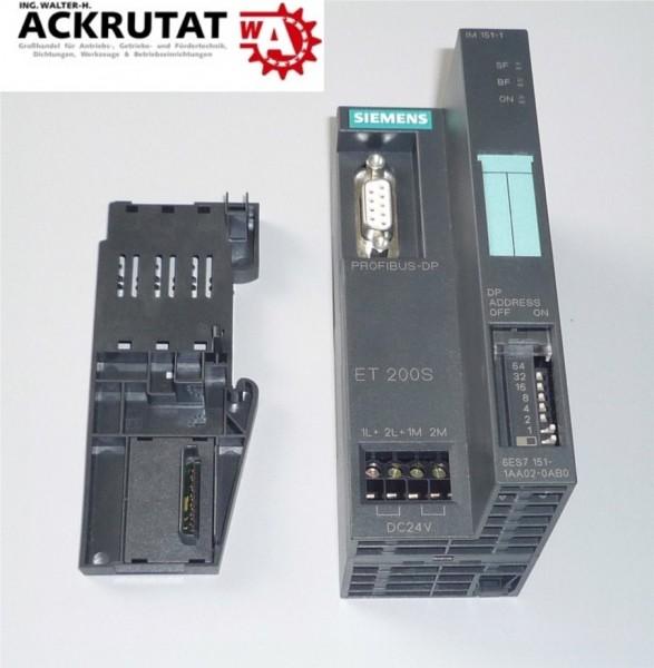 Siemens Simatic S7 Interface Modul Profibus ET 200S