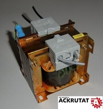 MG Trasformatori T. M. CEEA 92 N° CEI96-1 Transformator Trafo Drossel Spule
