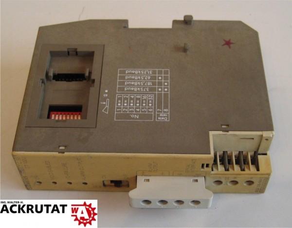 Siemens Simatic S5 6ES5 318-8MA12 E06 S5 ET100U