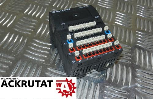 Schleicher RIO 16 I DP Kompakt Remote-I/O Modul m. 16