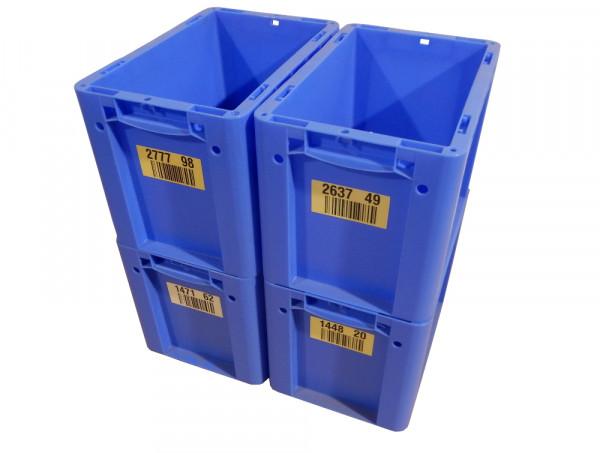 Bito XL 32221 Eurostapelbehälter Industriebox