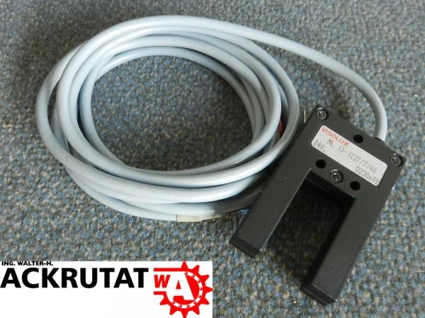 Visolux ML 13-1237/7/46 Lichtschranke Gabellichtschranke Lichtsensor Sensor