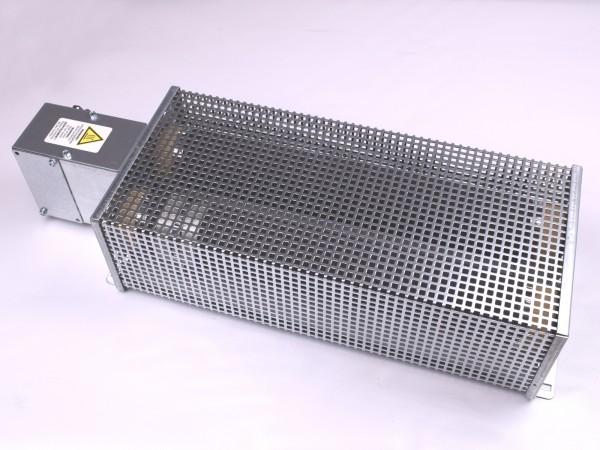 SEW Bremswiderstand 1,2 kW 47 Ohm Drahtgitterwiderstand Stahlgitterwiderstand