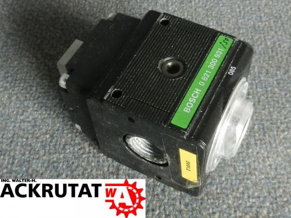 Bosch 3/2-Wege-Pneumatik-Ventil NL4 G1/2 Pneumatik Druckluftventil Pressluft