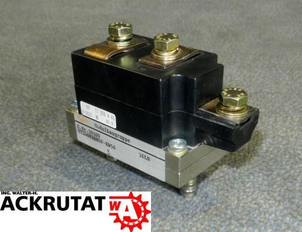 Eupec Netz Thyristormodul Dioden Modul TT250N16KOF-KW50 Powerblock