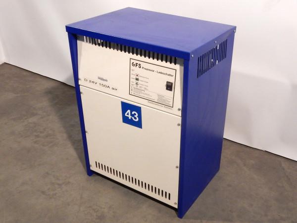 GFS Ladegerät Staplerbatterie Ladestation