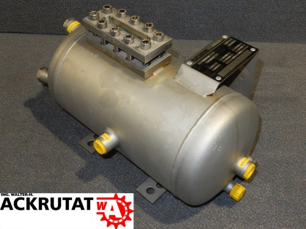 Dichtungsversorgungssystem Thermosiphonsystem Eagle Burgmann TS2000-00