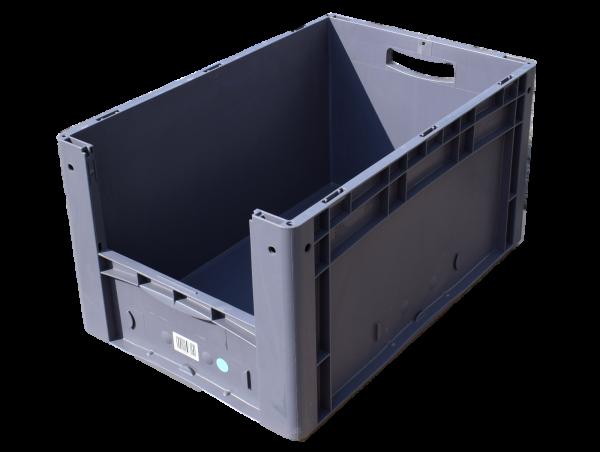 28x Bito Sichtlagerkästen XL6432 Industriebox Stapelbehälter Eurostapelbehälter