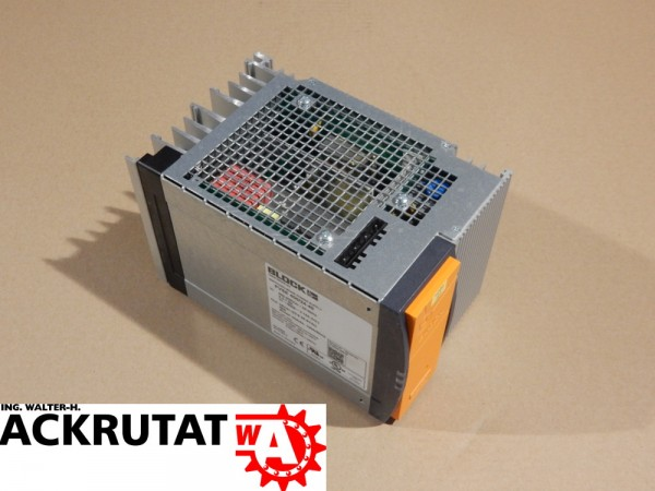 Block Schaltnetzteil PVSE 400/24-40 Switched Mode Power Supply Boost Technologie