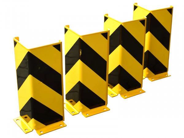 4x Bito Anfahrschutzecken Regalschutz Anfahrschutz Rammschutzecke L-Form