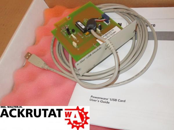 Eaton X-Slot USB Module 05146508-5501 USB-Karte für Powerware USV Erweiterung