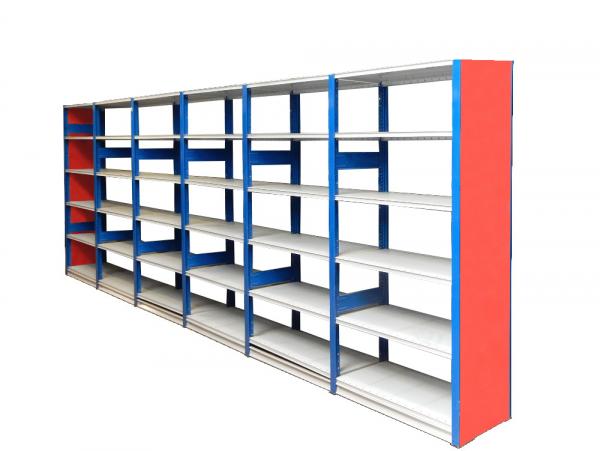 H2200 T410 Electrolux Constructor Fachbodenregal Rahmenverkleidung rot Stecksystem