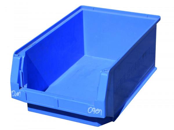 stabile Kunststoffkiste LF 532 SSI Schäfer Sichtlagerkiste blau