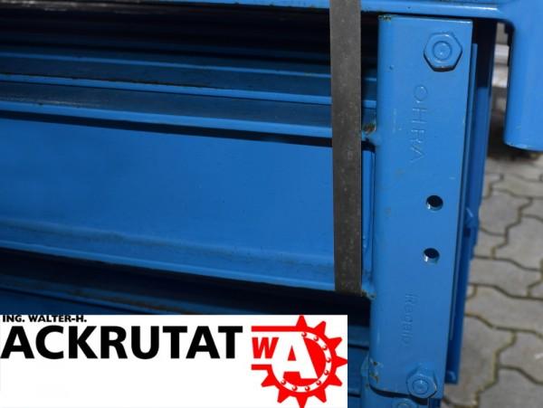 10x Ohra LW2690 Traverse blau Holm Palettenregaltraverse INP Schwerlastregal