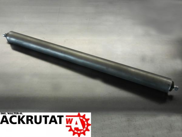 5 Stück Tragrolle Ø 50 mm RL 690 mm Förderrolle Rolle Förderbandrolle