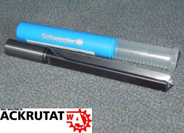 Schwegler Bohrer Hochleistungsbohrer Innenkühlung 19 mm VHM-Maxi-Drill