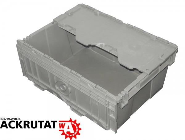 Industriebox Orbis FP143 Stapelbehälter Kiste Kunststoffbehälter Deckelbox
