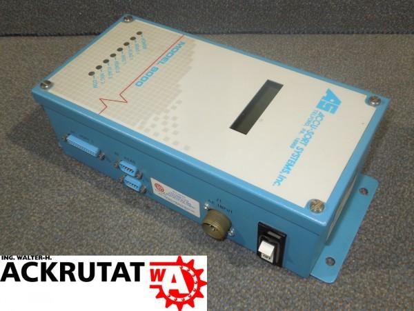 Accu-Sort 9000 Stationärer Laserstrahlscanner Decoder Einheit