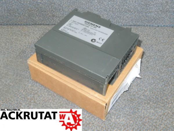 Siemens 6AG1334-0KE00-2AB0 Siplus S7-300 Ein-Ausgabemodul E5 Modul 6AG1 334
