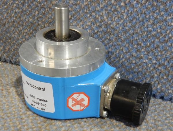 ferrocontrol DG S60-A4Z0-S03 Inkrementalgeber Encoder Drehimpulsgeber