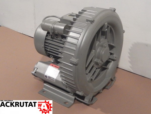 SKV-NS-210-1-101 Seitenkanalverdichter Kompressor Vakuum Verdichter SKV-tec