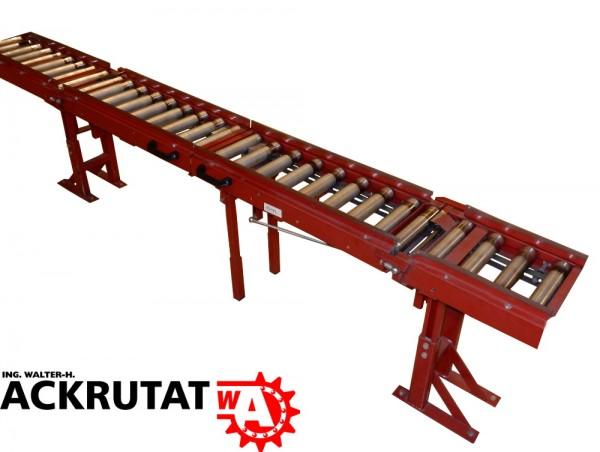 Rollenbahn-Durchgangsklappe Rollenförderer Rollbahn Förderbahn Tür