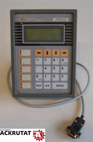 Tline Exor CP01R-04-0021 Bediengerät Panel