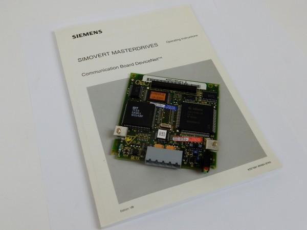 Kommunikationsmodul Siemens Simovert
